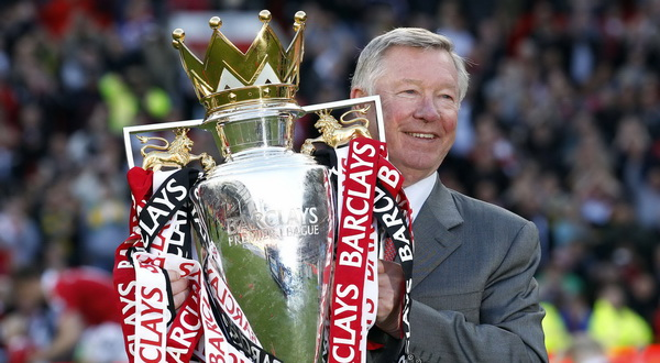Sir Alex Ferguson. (Foto: Reuters)