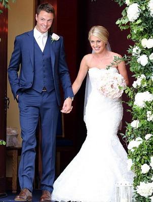 Evans & Helen. (Foto: DailyMail)
