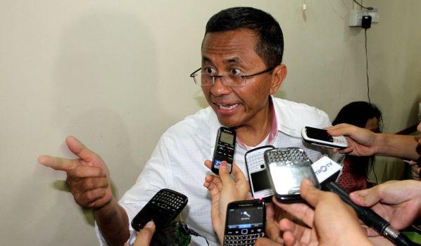 Menteri BUMN Dahlan Iskan. (Foto: Heru Haryono/Okezone)