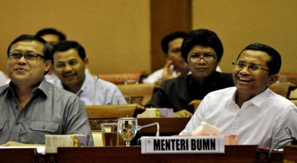 Menteri BUMN Dahlan Iskan. (Foto: Okezone)