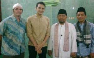 Bantah Mualaf, FPI Kecam Jonas Rivano