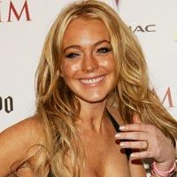 Lindsay Lohan Rayu Model 18 Tahun