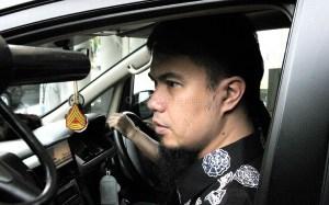 Dhani Tunda Jumpa Pers Pelimpahan Berkas AQJ ke Kejaksaan
