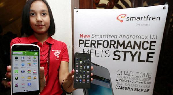 Pengguna Internet di Indonesia Meningkat karena Smartphone Murah