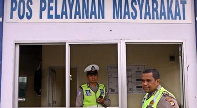 Kantor Laka Lantas Polresta Yogyakarta Dirusak Preman