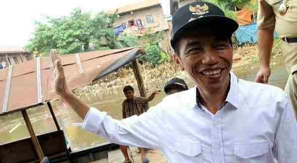 Presiden terpilih Joko Widodo. (Foto: Okezone)
