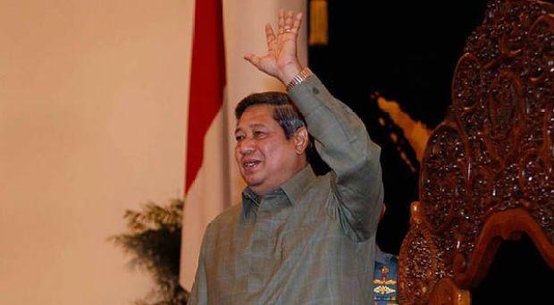 Presiden SBY Tiba di Portugal