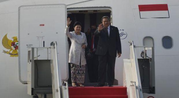 Ini Agenda SBY Selama Berada di Amerika Serikat