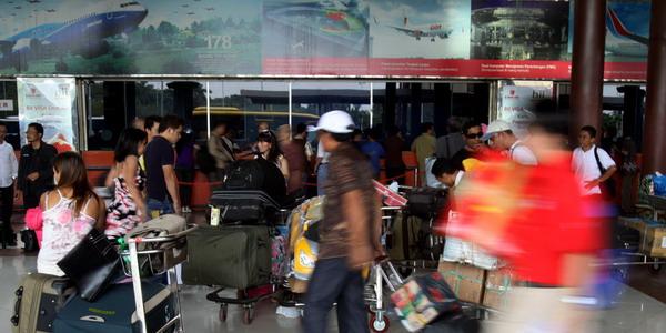 Angkasa Pura Tanggung Biaya Bocah yang Jatuh di Bandara
