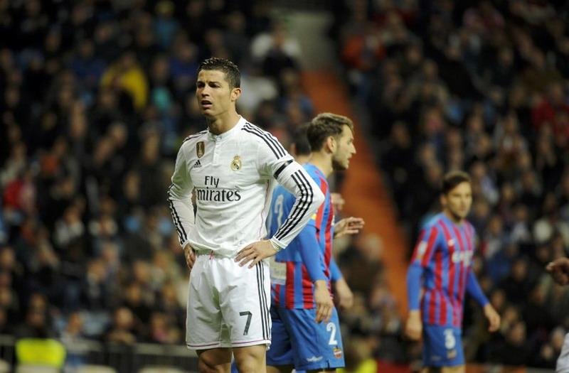 Ronaldo Kena Semprot Legenda Madrid