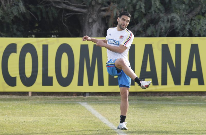 Bukan ke Chelsea, Falcao menuju La Liga (Foto: REUTERS)