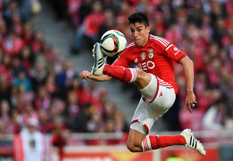 Gaitan masuk radar United (Foto: AFP/Francisco Leong)