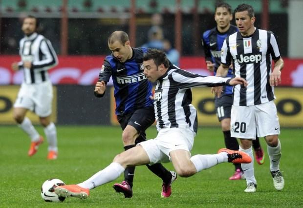 Inter lawan yang bakal menyulitkan Juventus (Foto: AFP)