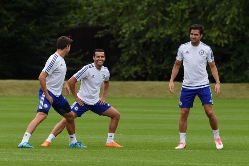 Pedro lebih dulu meminari Pedro ketimbang United. (Foto: Chelseafc.com)