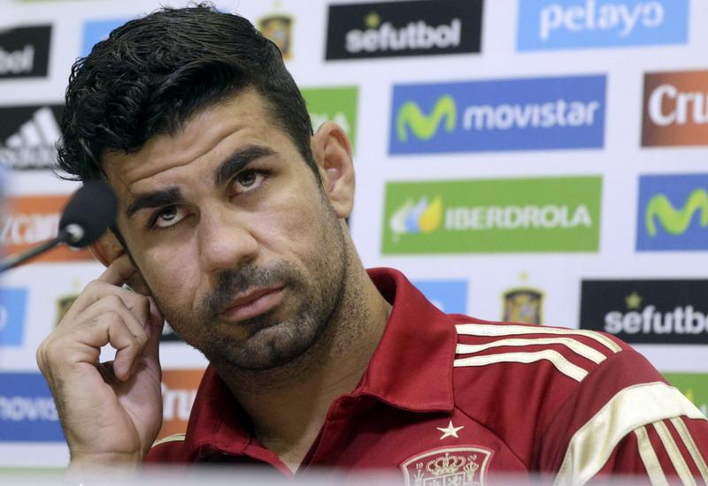 Costa ingin kembali tajam (Foto: Reuters)