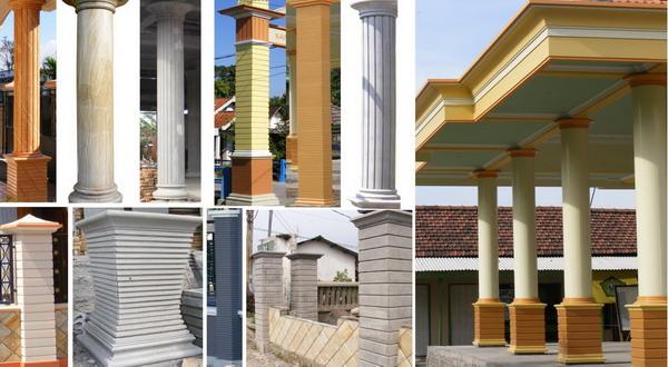 Posisi Dan Jumlah Pilar Rumah Yang Ideal Okezone Economy