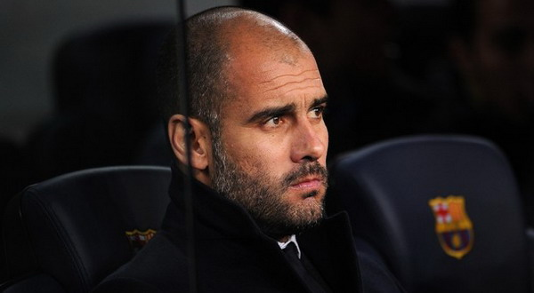 Foto: Pelatih Barcelona Josep Guardiola/Getty Images