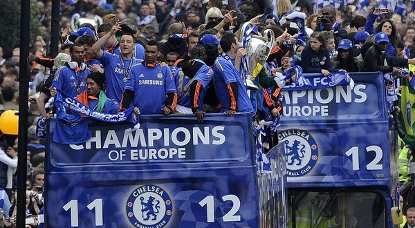 Sukses Chelsea hanya kecelakaan? (Foto: Reuters)