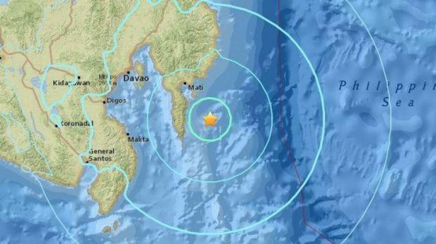 Gempa Dahsyat Guncang Filipina dan Berpotensi Tsunami