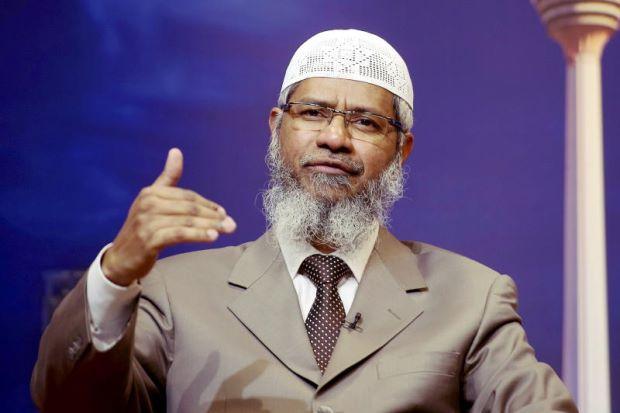 Dr Zakir Naik (Foto: Ist)