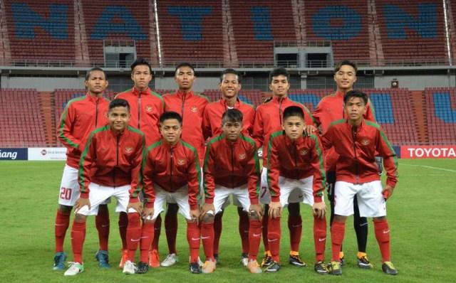 Jadwal Timnas Indonesia U-16 vs Timor Leste U-16 di ...