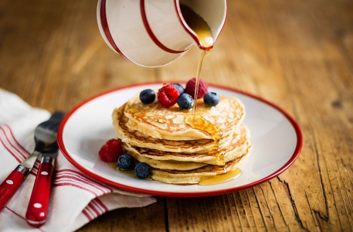 Image result for Pancake - Amerika