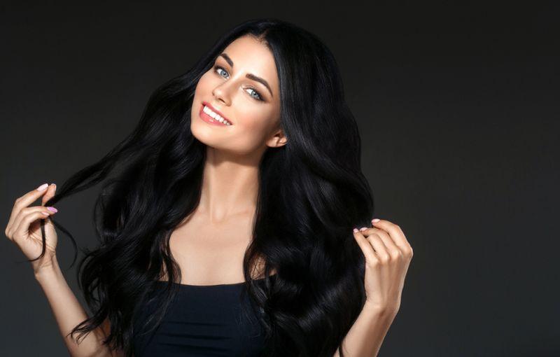10 Model Rambut Paling Cocok Untuk Perempuan Jidat Jenong Okezone