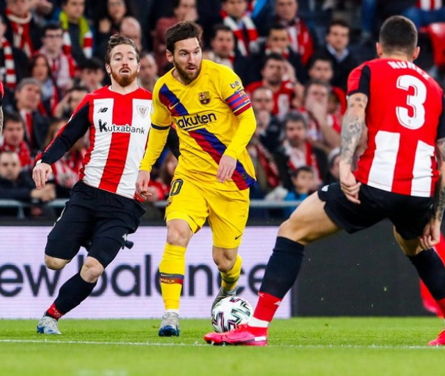 Gagal Di Copa Del Rey Barcelona Alihkan Fokus Ke Liga Spanyol Dan