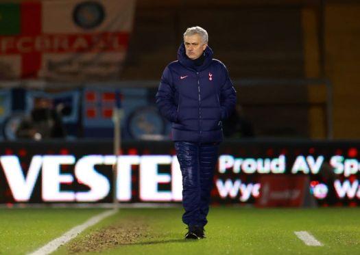 Tottenham vs Liverpool, Mourinho Prediksi Bakal Banyak Gol ...
