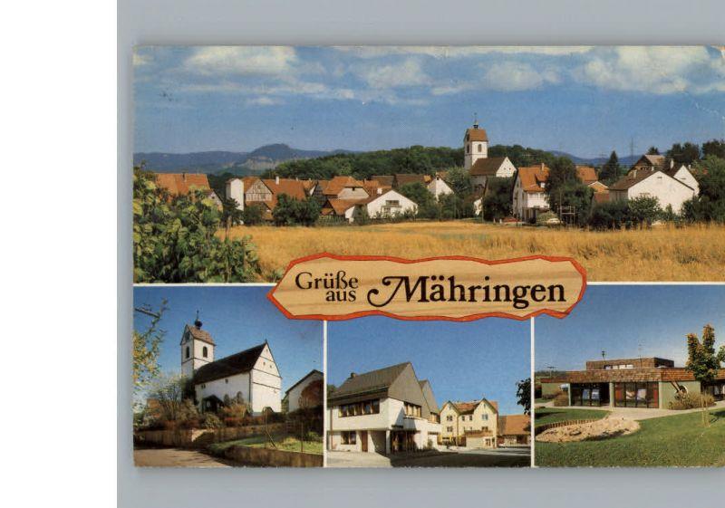 Postleitzahl Mähringen PLZ 72127 Kusterdingen