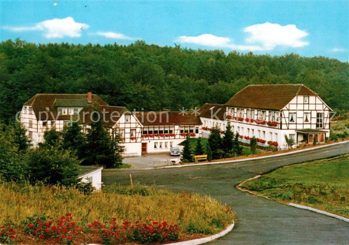 AK / Ansichtskarte Leichlingen Rheinland Pilgerheim
