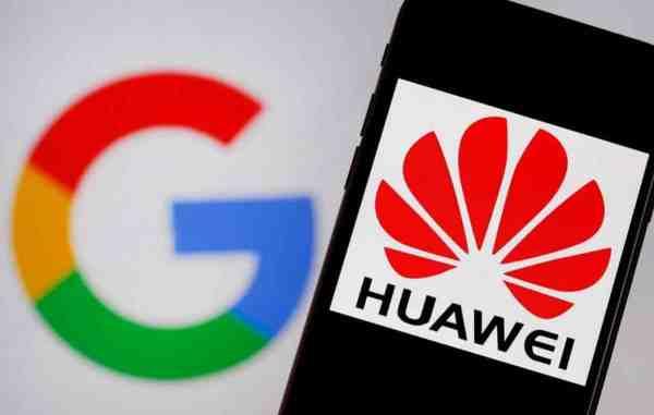 Google faz alerta sobre uso de seus apps em smartphones Huawei