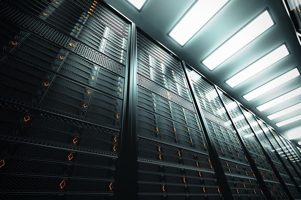 Datacenters têm estruturas projetadas para suportar grande massa de dados