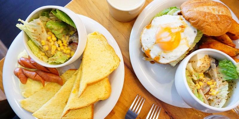 """【新北永和早午餐】初花brunch(早午餐)  *♥捷運頂溪站""""每日新鮮出爐手工麵包""""高CP值早午餐"""