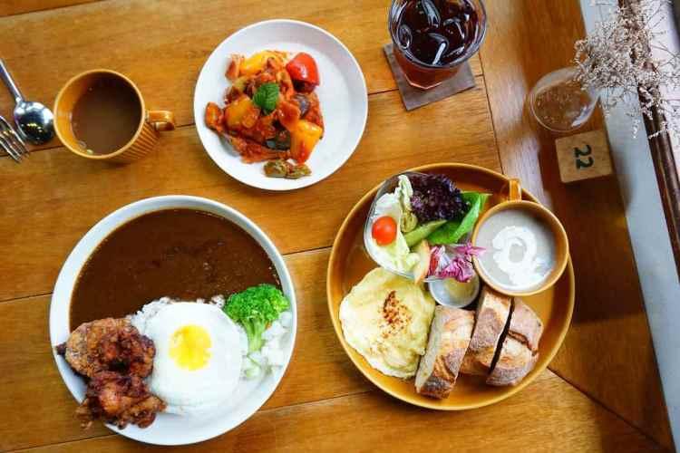【花蓮早午餐】森山舎: morning  mountain    美的如畫的花蓮老宅咖啡館