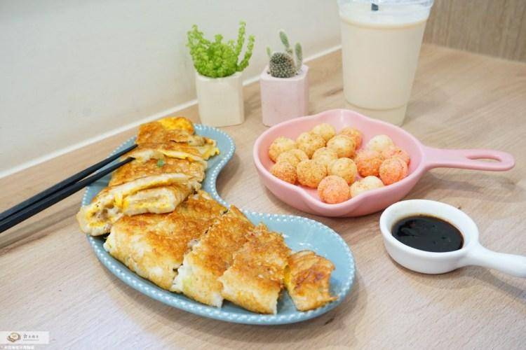 【台南中西區早午餐】好時辰手工蛋餅 || 台南五妃街古早味粉漿蛋餅 x 炸湯圓
