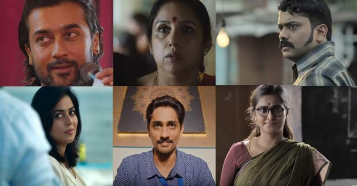 Navarasa trailer: A glimpse into the star-studded world of the Netflix  anthology