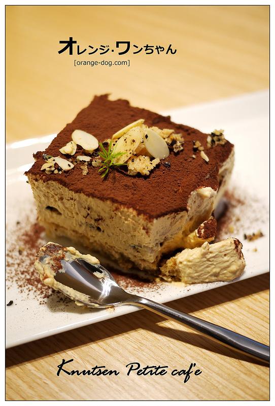 【台北慢步食記】Knutsen Petite Caf'e 肯努森精品咖啡│信義安和站:跟著咖啡的味蕾旅行~發現驚豔提拉米蘇 (文末公布得獎名單)