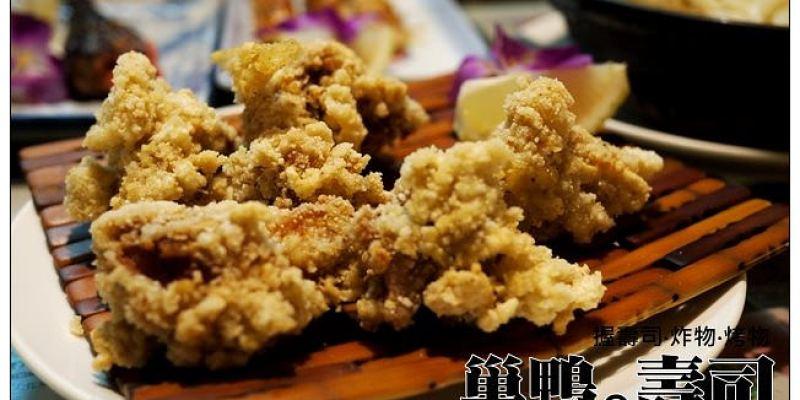 【台北慢步食記】巢鴨壽司:明太子烤魚好驚豔~菜單多到幾訪都吃不完啊