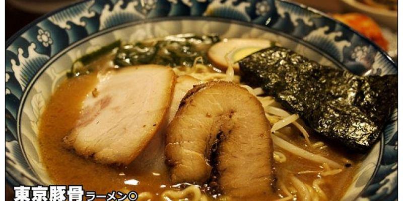 【府城漫步食記】東京豚骨拉麵:加麵不加價~服務熱情平實價格的好味道