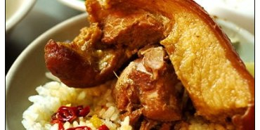 【台中散策食記】深夜超人氣宵夜攤~來份爆肥爌肉才痛快:松香爌肉飯
