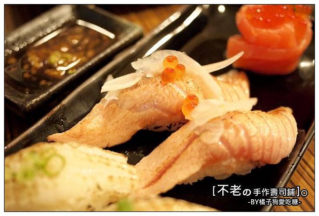 【高雄踢踏食記】不老‧手作壽司鋪:平實的夏日大滿足~銷魂的炙燒握壽司