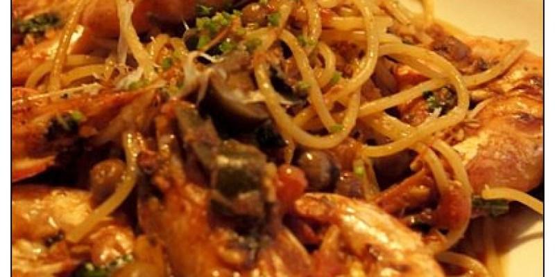 【台北慢步試食】春夏新菜色試味~義式美味一次滿足又飽足:大肚皮義式餐坊