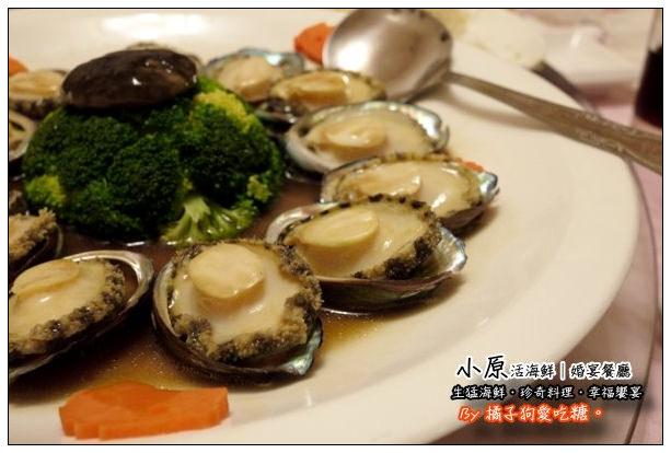 【嘉義溜躂食記】兄弟的聚會:小原活海鮮餐廳
