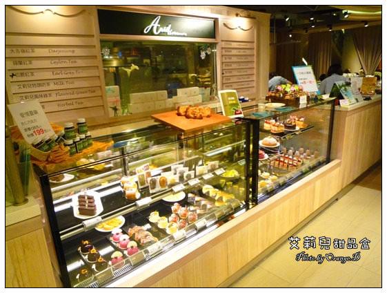 【台北好好吃】京站甜心:艾莉兒甜品盒