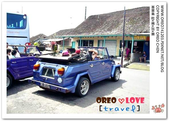 【OREO的旅行日記。峇里島吃x喝x玩x樂】四合一田野泛舟篇(敞篷車+漂漂河+雙人泛舟+ATV越野車)