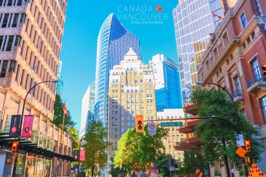 我的加拿大遊學│Day1 學校報到+分班測驗~溫哥華遊學Eurocentres Vancouver學校介紹