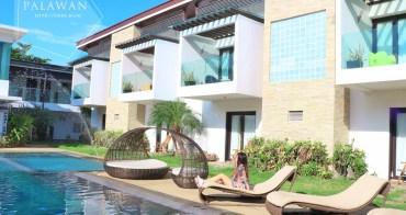 巴拉望住宿│ONE MANALO PLACE設計酒店~有漂亮泳池~旁邊的按摩店超舒服~