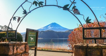 河口湖住宿推薦|Rei Hotel~正面對富士山、可拍星空富士山+日出+逆富士~老闆娘是高雄人
