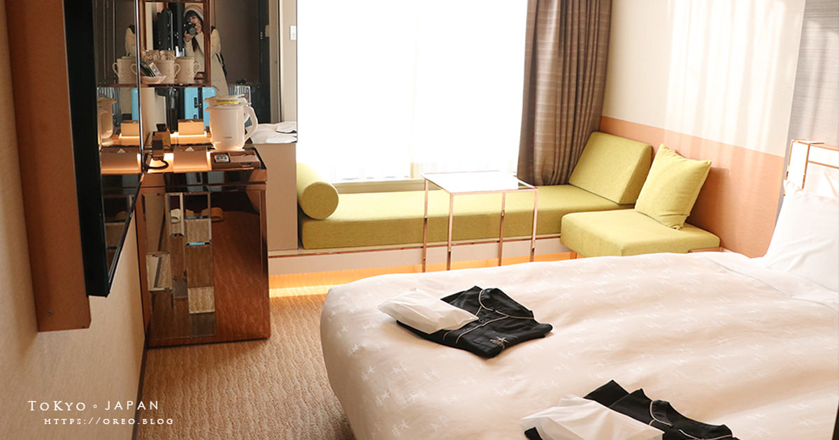 東京住宿|六本木光芒飯店~高質感、有空中維納斯澡堂、東京鐵塔、跨年聖誕推薦住宿